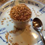 ポリ袋で玄米を炊いてみる(失敗編)