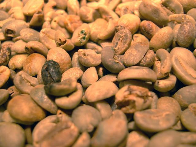 生豆の不純物