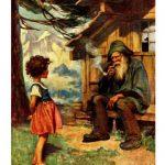 「アルプスの少女ハイジ」の原作を読んだ
