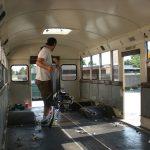 バスに住んでみたい